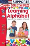 Learning the Alphabet (Enhanced eBook)
