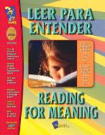 Leer para Entender / Reading for Meaning (Sp/En)
