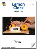 Lemon Clock Lesson Plan