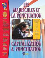 Les majuscules et la Ponctuation/Capitalization and Punctuation (French/English)