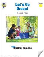 Let's Go Green! Lesson Plan