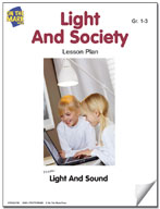 Light and Society Lesson Plan