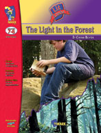 Light in the Forest Lit Link: Novel Study Guide