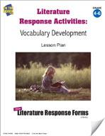 Literature Response Activities: Vocabulary Development Grades 4-6