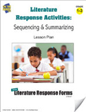 Literature Response Activities: Sequencing & Summarizing Events Grades 1-3