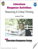 Literature Response Activities: Reasoning & Critical Thinking Grades 4-6