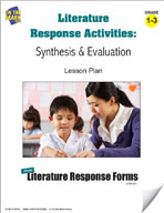 Literature Response Activities: Synthesis & Evaluation Grades 1-3