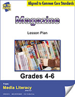 Magazine Lesson Plan (eBook)