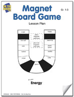 Magnet Board Game Lesson Plan