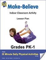 Make-Believe Lesson Plan (eLesson eBook)