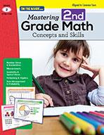 Mastering Second Grade Math: Concepts & Skills Aligned to Common Core (eBook)