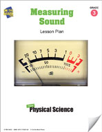 Measuring Sound Lesson Plan
