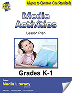 Media Activities Lesson Plan (eBook)