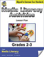 Media Literacy Activites Lesson Plan (eBook)