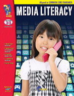 Media Literacy Aligned to Common Core: Grades 2-3 (Enhanced eBook)