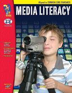 Media Literacy Aligned to Common Core: Grades 4-6 (Enhanced eBook)