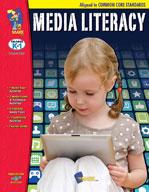 Media Literacy Aligned to Common Core: Kindergarten-Grade 1 (Enhanced eBook)