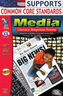 Media Literacy Response Forms: Grades 4-6 (Enhanced eBook)