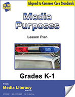Media Purposes Lesson Plan (eBook)
