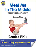 Meet Me In The Middle Lesson Plan (eLesson eBook)