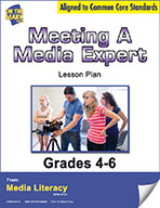 Meeting a Media Expert Lesson Plan (eBook)