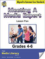 Meeting a Media Expert Lesson Plan (eBook)