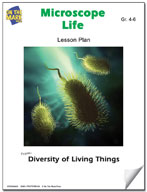 Microscopic Life Lesson Plan