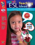 More ESL Teaching Ideas