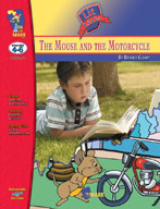 Mouse and the Motorcycle Lit Link [Novel Study Guide] Grades 4-6