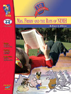Mrs. Frisby and the Rats of Nimh Lit Link: Novel Study Guide