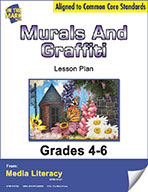 Murals and Graffiti Lesson Plan (eBook)