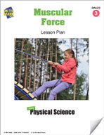 Muscular Force Lesson Plan