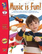 Music Is Fun! (Grade 2) (Enhanced eBook)