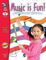 Music Is Fun! (Grade 3) (Enhanced eBook)