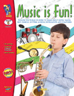 Music Is Fun! (Grade 6) (Enhanced eBook)