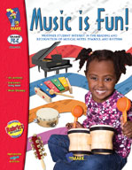 Music Is Fun! (PreK-Kindergarten)