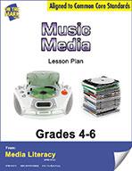 Music Media Lesson Plan (eBook)