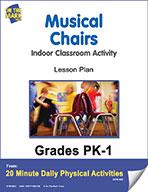 Musical Chairs Lesson Plan (eLesson eBook)