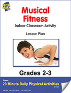 Musical Fitness Lesson Plan (eLesson eBook)