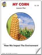 My Corn Lesson Plan