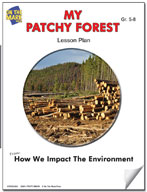 My Patchy Forest Lesson Plan