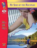 My Side of the Mountain Lit Link [Novel Study Guide] Grades 7-8 (Enhanced eBook)