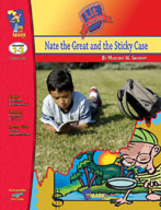 Nate the Great and the Sticky Case Lit Link: Novel Study Guide
