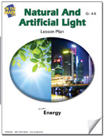 Natural and Artificial Light Lesson Plan