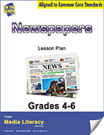 Newspapers Lesson Plan (eBook)