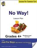 No Way! (Non-Fiction - Report) Grade Level 2.4 Aligned to Common Core e-lesson plan