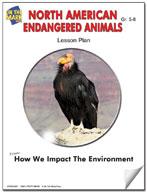 North American Endangered Animals Lesson Plan