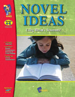 Novel Ideas with Blooms Taxonomy! Gr. 4-6 (Enhanced eBook)