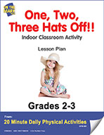 One, Two, Three Hats Off!! Lesson Plan (eLesson eBook)