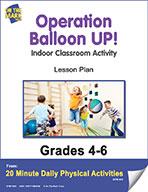 Operation Balloon UP! Lesson Plan (eLesson eBook)